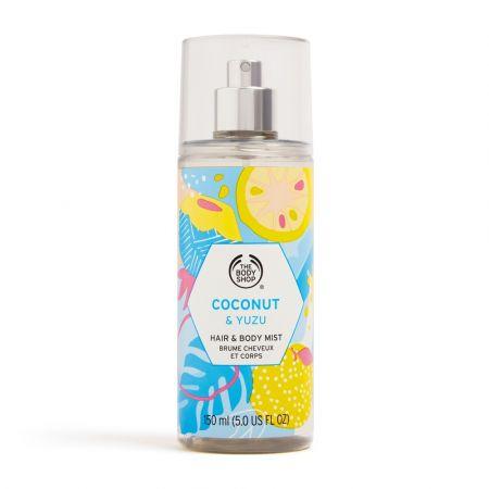 Coconut And Yuzu Hair & Body Mist
