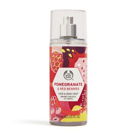 Pomegranate & Red Berries Hair & Body Mist