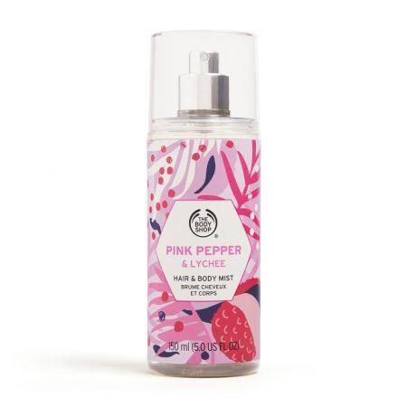 Pink Pepper & Lychee Hair & Body Mist