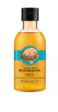 Wild Argan Oil Shower Gel
