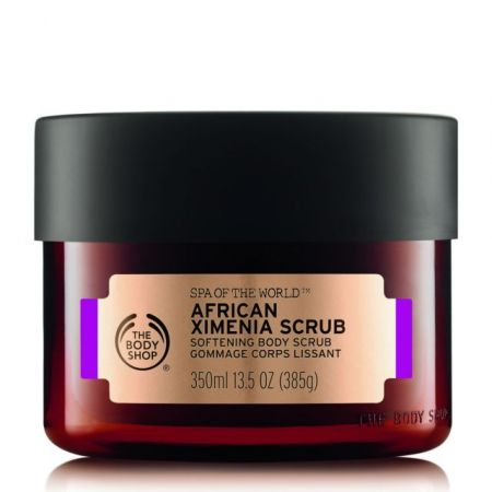 Spa of the World™ African Ximenia Scrub