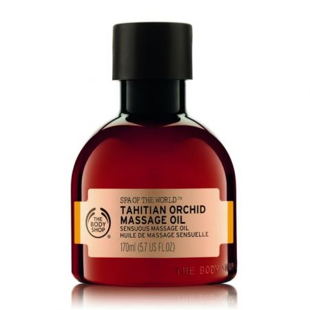 Spa Of The World™ Tahitian Orchid Massage Oil