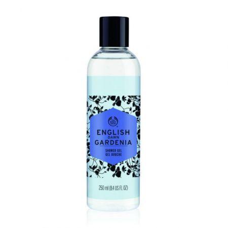 English Dawn White Gardenia shower Gel
