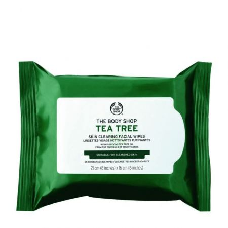 Tea Tree Cleansing Wipes