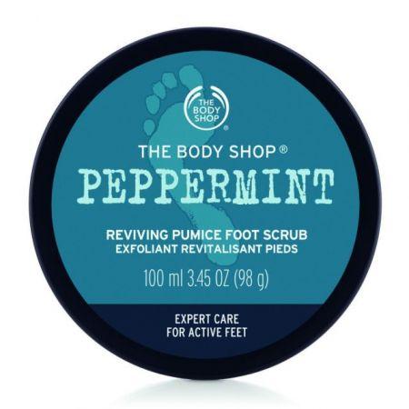Peppermint Reviving Pumice Foot Scrub
