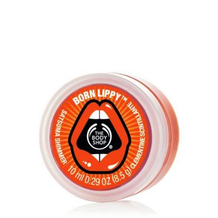 Born Lippy™ Pot Lip Balm - Satsuma Shimmer