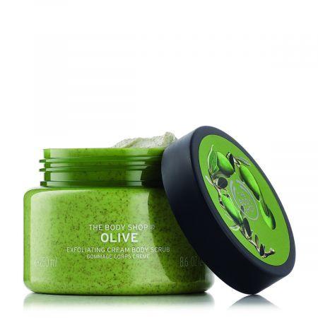 Olive Body Scrub