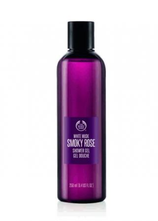 White Musk Smoky Rose Shower Gel