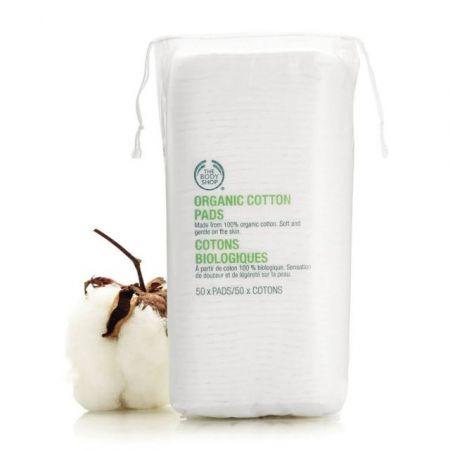 Organic Cotton Pads x 50