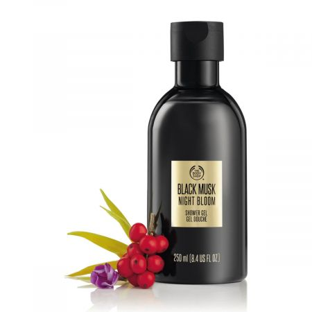 Black Musk Night Bloom Body Lotion
