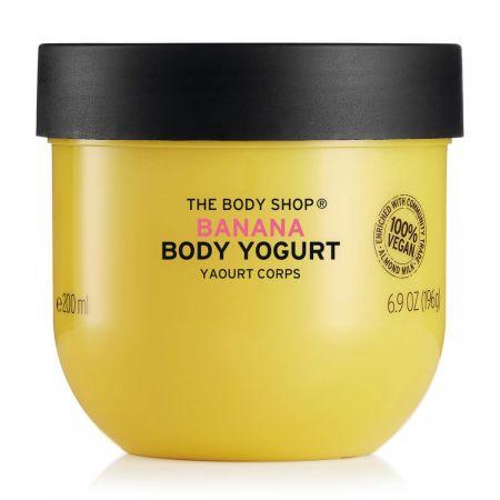 Banana Body Yogurt