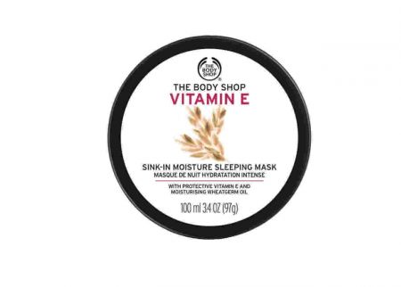 Vitamin E Sink-In Mask