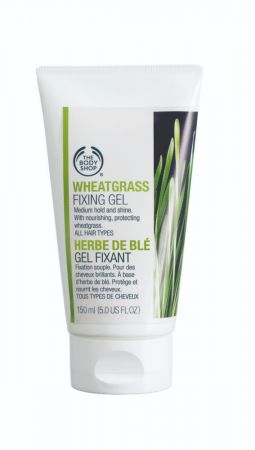 Wheatgrass Fixing Gel