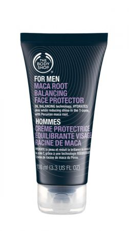 For Men Maca Root Balancing Face Protector